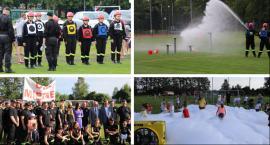 Gminne zawody sportowo-pożarnicze w Miętnem