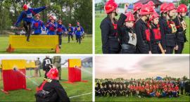 XIII Gminne Zawody Sportowo-Pożarnicze Młodzieżowych Drużyn Pożarniczych w Żelechowie