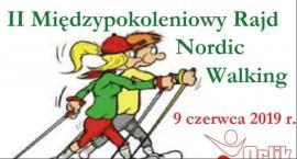 II Międzypokoleniowy Rajd Nordic Walking w Żelechowie