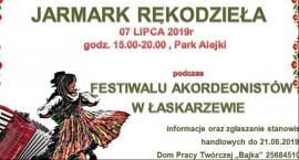 Jarmark rękodzieła w Łaskarzewie