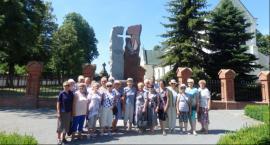 Seniorzy z Łaskarzewa wyruszyli szlakiem Tadeusza Kościuszki