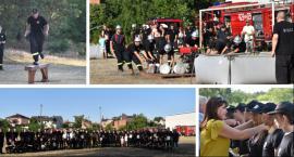 Strażacy z miasta i gminy Łaskarzew zmierzyli sie w zawodach sportowo-pożarniczych