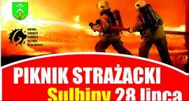 Piknik Strażacki w Sulbinach – Program imprezy
