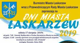 Dni miasta Łaskarzew – Program imprezy