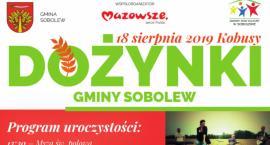 Dożynki gminy Sobolew w Kobusach