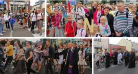 Pielgrzymi z Garwolina wyruszyli na szlak – 39. PPP na Jasną Górę (video)