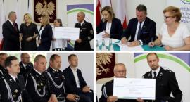Kupią samochody, ubrania i sprzęt – Umowy na dofinansowanie dla OSP podpisane