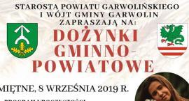 Dożynki powiatowo-gminne w Miętnem – Program uroczystości