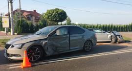 Wypadek w Borowiu