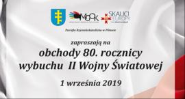 Rocznica wybuchu II wojny światowej w Pilawie - Program uroczystości