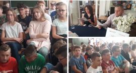 Narodowe Czytanie w Szkole Podstawowej nr 1 w Garwolinie