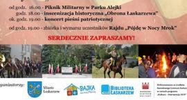 80. Rocznica Obrony Łaskarzewa i Piknik Militarny