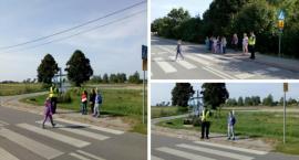 Kierowco! Nie polujemy na zebrach – Bezpieczna droga do szkoły