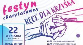 Festyn charytatywny Ręce dla Krzyśka w Mega Music Wilga