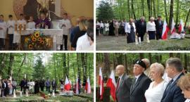 Miętne – Lisie Jamy – Upamiętnili ofiary totalitaryzmu