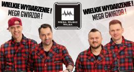 Zespół Boys w Mega Music Wilga