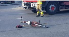 Śmiertelny wypadek w Rębkowie – DK 76 zablokowana