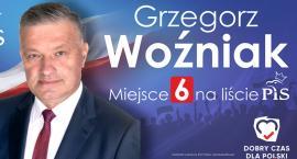 Grzegorz Woźniak – Czas na kadencję dróg lokalnych