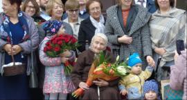 100. urodziny Marianny Tobiasz z Sobolewa