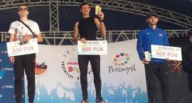 Brąz i 400 zł Łukasza Świesiulskiego
