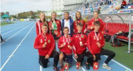 Złota sportowa jesień młodzików Wilgi!