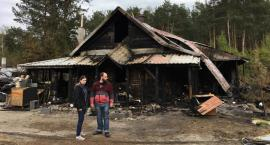 Jak Feniks z popiołów – Licytacje charytatywne na odbudowę domu Moniki i Marcina