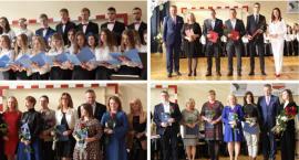 Dyrektorzy i nauczyciele nagrodzeni – Powiatowy Dzień Edukacji w Ekonomiku