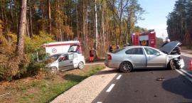 4 wypadki i 30 kolizji drogowych – Bilans tygodnia na drogach