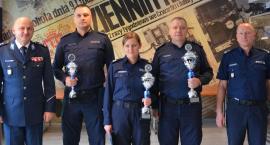 Policjantka Olga Michalak druga na Mazowszu