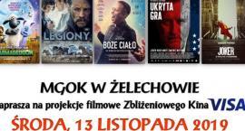 Zbliżeniowe Kino Objazdowe Visa w Żelechowie