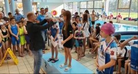 Rekordowa frekwencja podczas zawodów pływackich