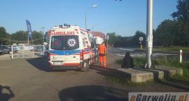 Sobotnie wypadki na DK17: zderzenie w Lipówkach i dachowanie w Gocławiu