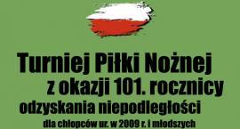 Puchar Niepodległości – Kibicuj młodym piłkarzom!