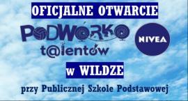 Oficjalne otwarcie Podwórka Talentów Nivea w Wildze