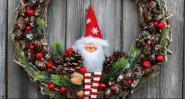 Konkurs na bożonarodzeniowy wianek