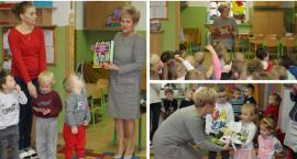 Burmistrz odwiedziła Puchatkowo – Co przeczytała przedszkolakom?