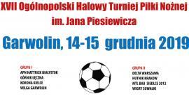 Piłkarski weekend w Garwolinie! Turniej Piłki Nożnej im. Jana Piesiewicza