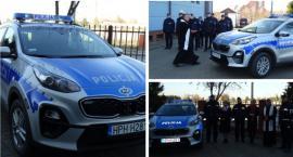 Nowa policyjna Kia na drogach – Dostali prezent na Mikołajki