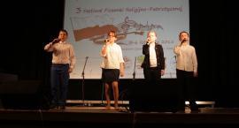 III Festiwal Piosenki Religijno-Patriotycznej za nami