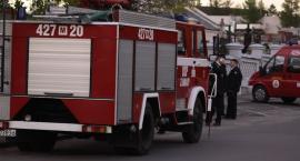 Strażacy ochotnicy oddali hołd swoim zmarłym kolegom