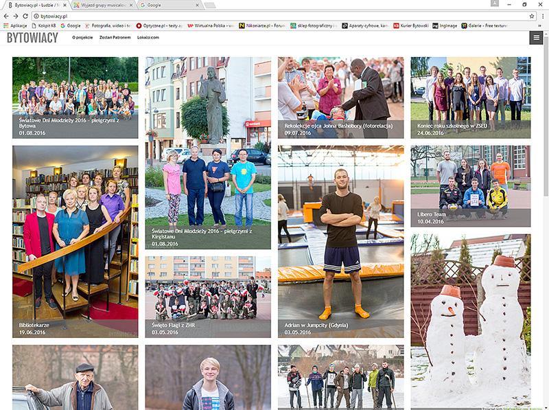 Ludzie, Liczy pomoc internautów - zdjęcie, fotografia