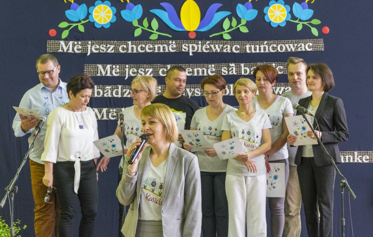 Imprezy, Festiwal światowych szlagierów kaszubsku Lipnicy - zdjęcie, fotografia