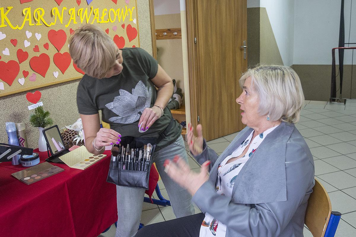 Imprezy, Łubnie sesja babć wnuków - zdjęcie, fotografia