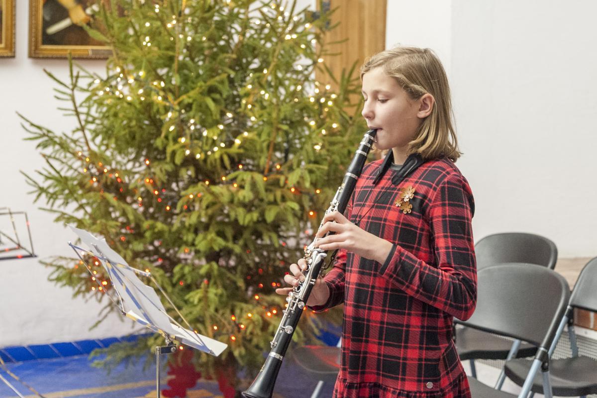 Imprezy, akordeonach klarnetach gitarach fortepianie - zdjęcie, fotografia