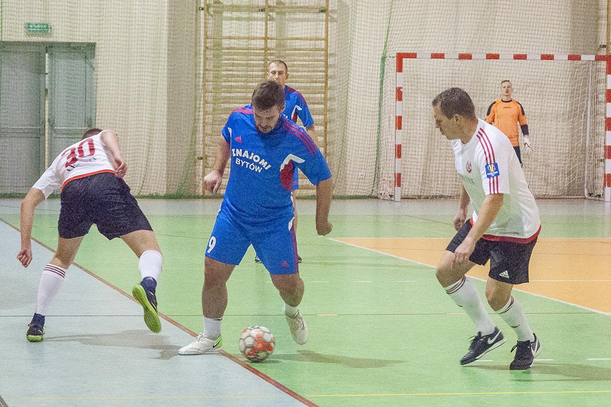 Piłka nożna, Dobry Mikołajkowa Dogrywka - zdjęcie, fotografia