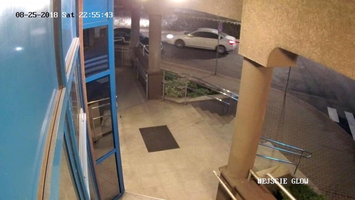 Kryminalne, Rozpoznajesz mężczyzn nagrania Powiadom policję! - zdjęcie, fotografia