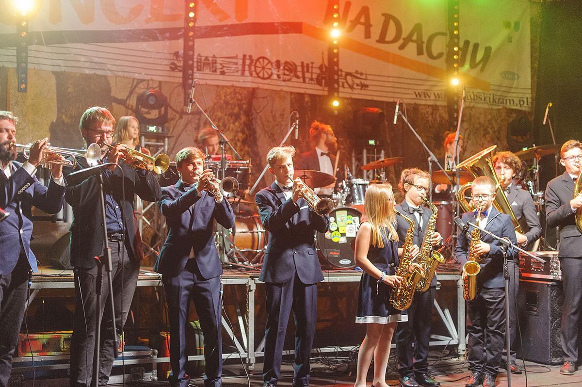 Zapowiedzi, Koncert klezmerów Kłącznie - zdjęcie, fotografia