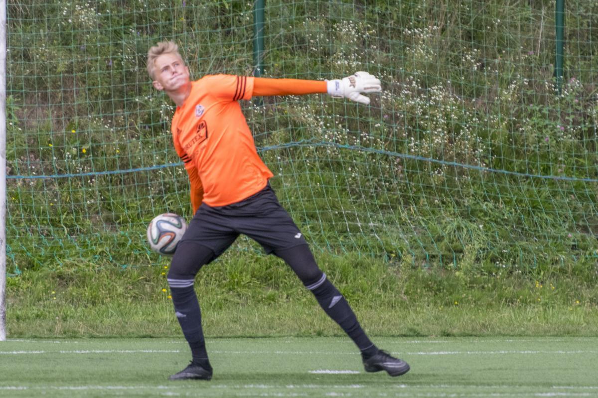 Piłka nożna, Bytovia zaskakuje - zdjęcie, fotografia