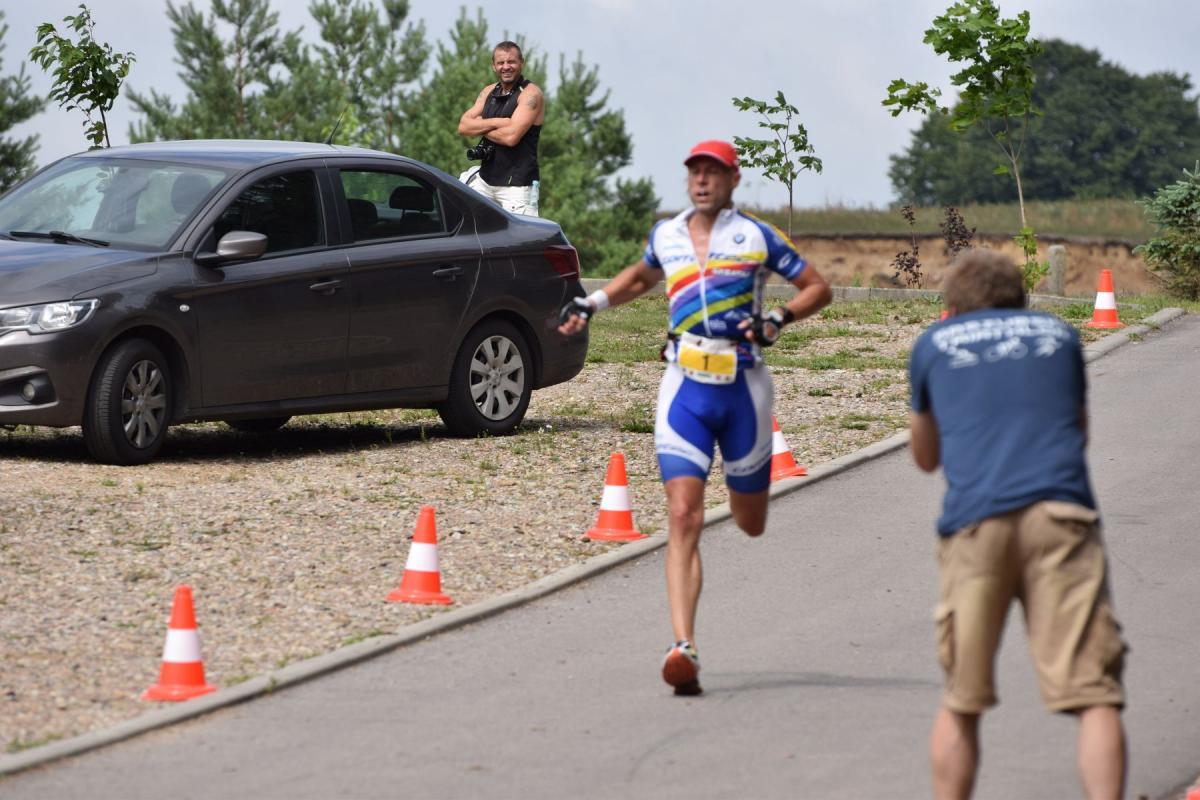 Inne, Kaszubski Triathlon Ciemnie - zdjęcie, fotografia