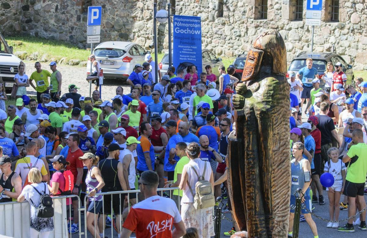 Biegi, Półmaraton Gochów galeria - zdjęcie, fotografia